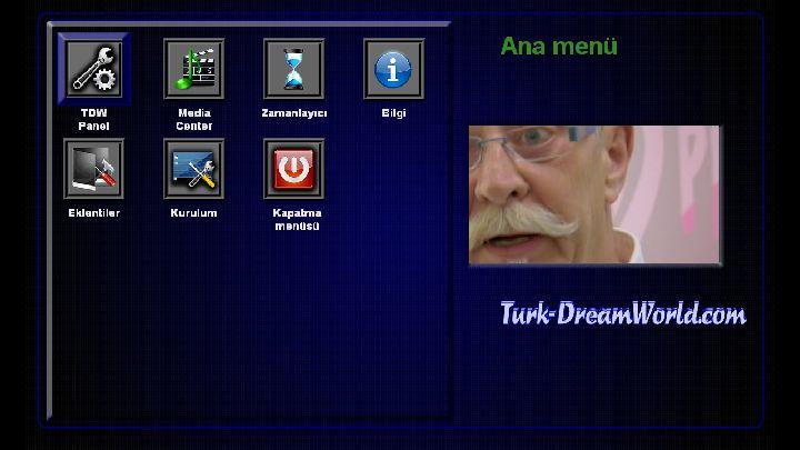 TDW Dreambox DM8000HD Enigma2 Image
