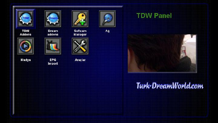 TDW Dreambox DM500HD Enigma2 Image